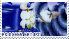 Sailor Moon - Princess Saturn Stamp by MireiKaibatsuki