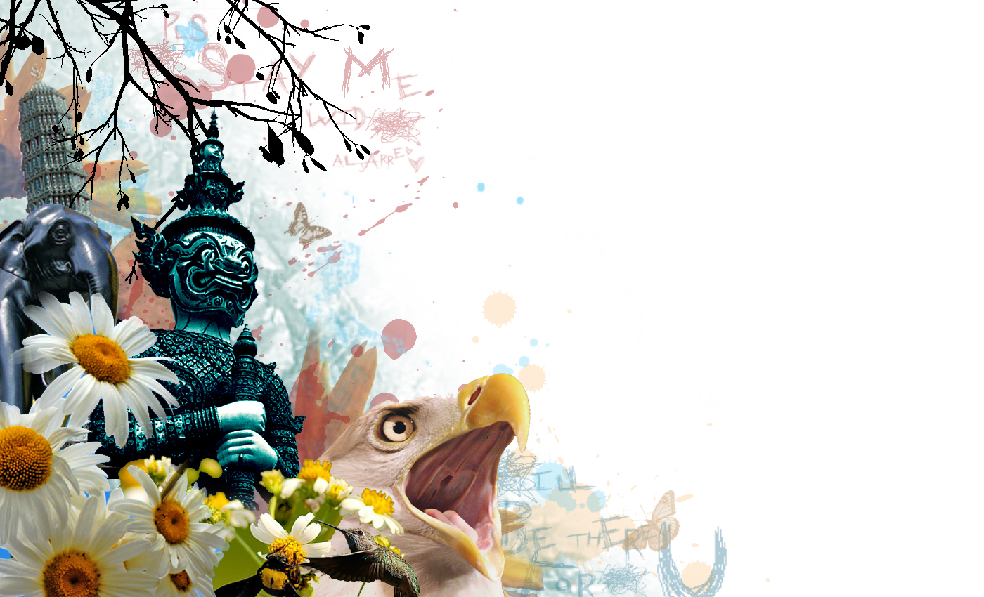 Thai Design Wallpaper : Thai wallpaper by crazyaljery on deviantart