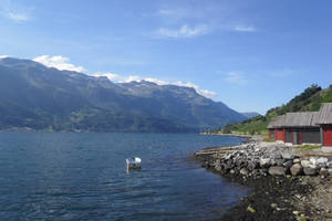 Somewhere In Norway by Elthalen