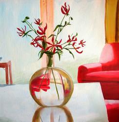 Flowers by LujayneM