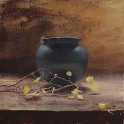 Golden leaves by LujayneM