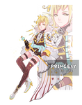 Princely Magic Adoptable [CLOSED TY]