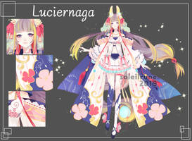 Adoptable LucierNaga [CLOSED TY]
