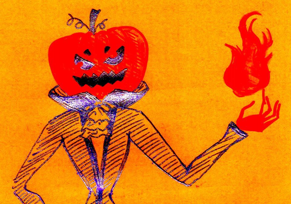 Happy Halloween ! by MissMorgane
