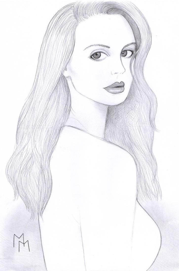 Lana del Rey by MissMorgane