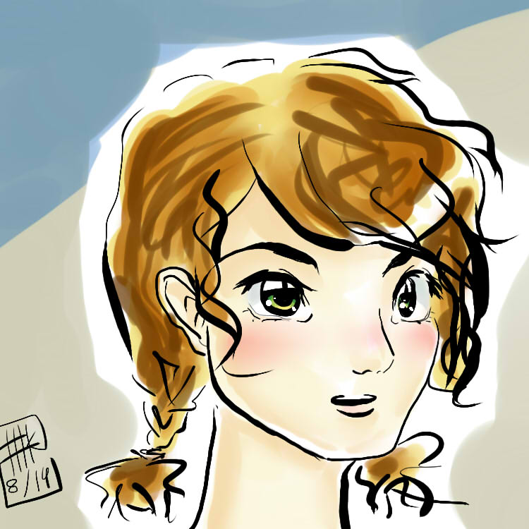 curly by KitsunekoShojo