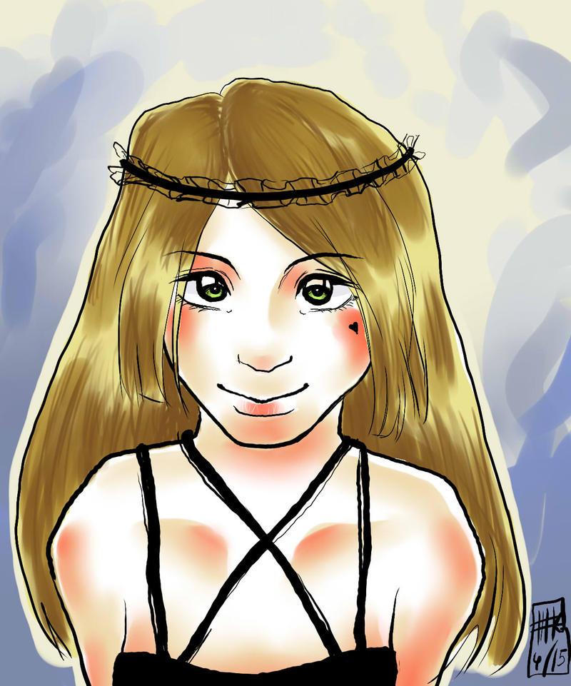 Hime-hair by KitsunekoShojo