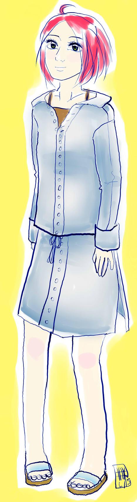 Experimental fashion by KitsunekoShojo