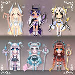 ADOPTS: Elemental mages [2/6 OPEN]