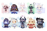 ADOPTS: 100 Adopt challenge 61-70 [CLOSED]