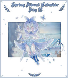 Spring Advent Calendar: Day 13 [CLOSED] by Mewpyonadopts