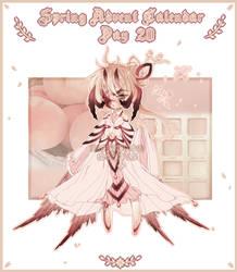 Spring Advent Calendar: Day 20 [CLOSED] by Mewpyonadopts