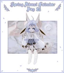 Spring Advent Calendar: Day 21 [CLOSED] by Mewpyonadopts