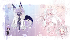 ADOPTS: Unsold designs REWORKED [1/2 OPEN]