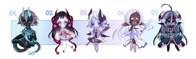 ADOPTS: Oni Beans [CLOSED]