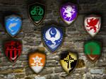 Delphonian Heraldry