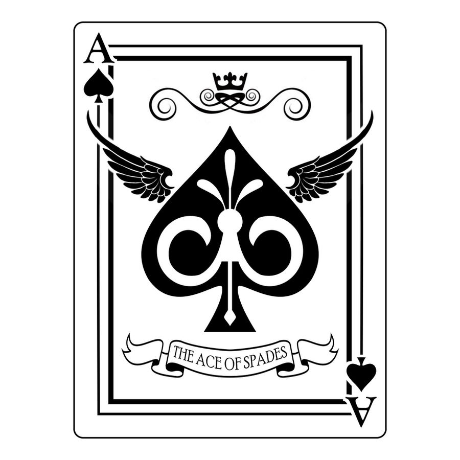 Ace of Spades Logo take 2