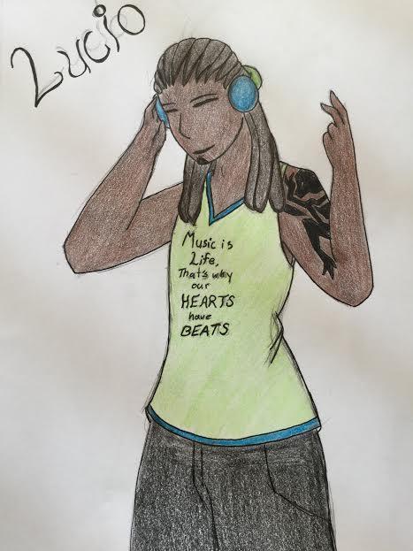 Lucio by Luffy117
