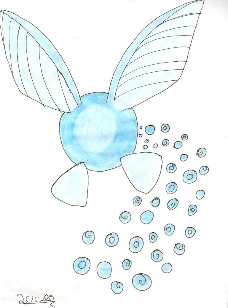 Navi the fairy by Animelucky