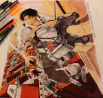 Fan Art - Shingeki no Kyojin Kuinaki Sentaku