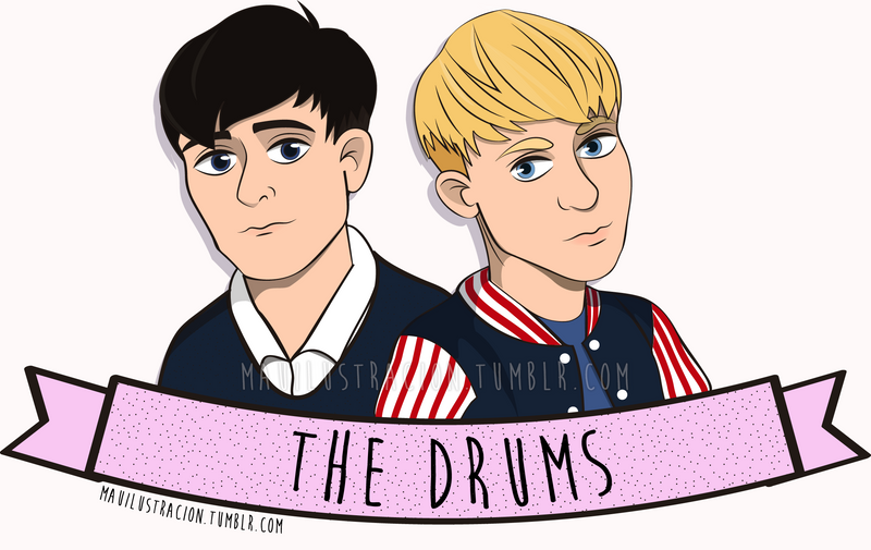 The Drums by Mau-Art