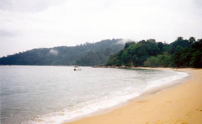 Pankgor beach