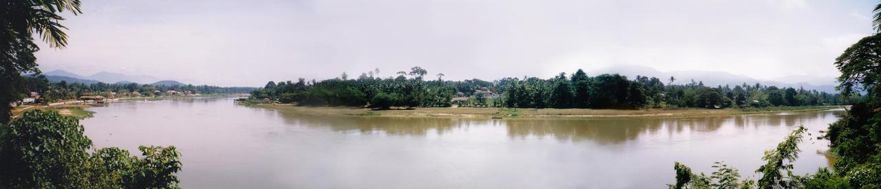Kangsar River Panorama