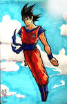 Goku, tributo