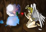 Angel of forbidden Love