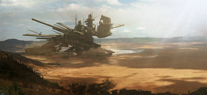 Big Ol Tank