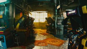 Arcade by Mrdodobird