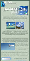 Backgrounds: Cloud Tutorial