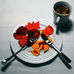 Plateful of autumn by Juho-JJ