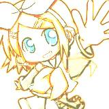 Rin Kagamine by plushmush