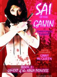 Sai of the Gaijin - Book 1 Cover by RyanErin