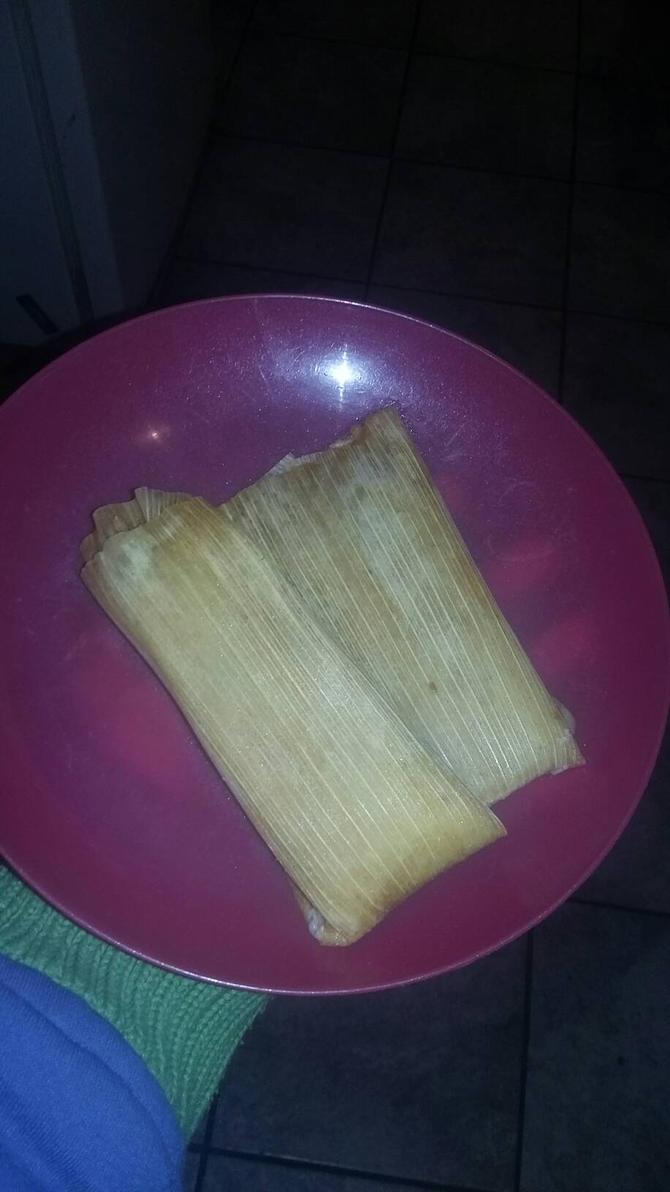 Tamales for dinner by Alejandro10000