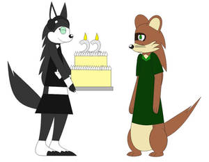 Happy Birthday FluffyFerret97