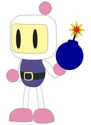 (Fan Art) Bomberman in Inafune Style