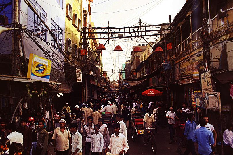 Delhi II by KRRISHwTrampkach