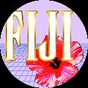 Aesthetic Fiji Button