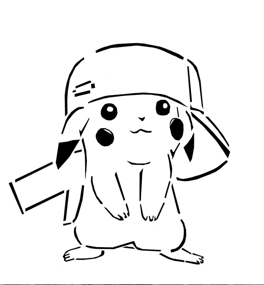 Cute Pikachu Coloring Pages moreover Pikachu Coloring Pages Printable ...