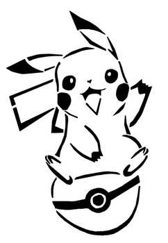 Pikachu being super CUTE