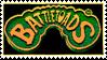 Battletoads Stamp