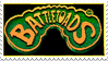 Battletoads Stamp by StampPKU