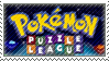 Pokemon Puzzle League Stamp by StampPKU