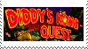 Diddy's Kong Quest Stamp by StampPKU