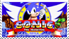 Sonic the Hedgehog Stamp by StampPKU