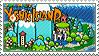Yoshi's Island Stamp by StampPKU