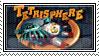 Tetrisphere Stamp by StampPKU
