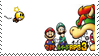 Mario and Luigi RPG 3 Stamp by StampPKU